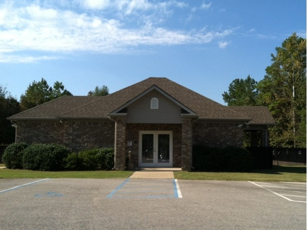 Old Cahaba Clubhouse