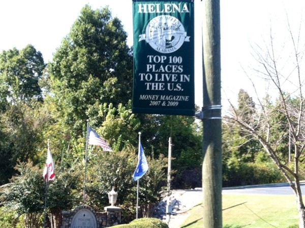 Helena has been named one of the top 100 places to live in the US