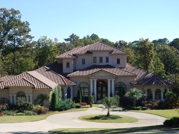 A spectacular Southlake home