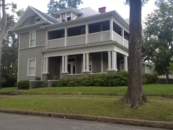 Home in the Historical downtown district of Irondale