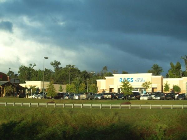 Fultondale Shopping Center