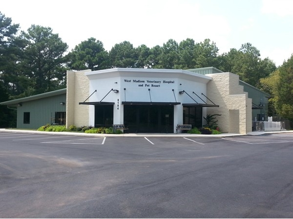 West Madison Veterinary Hospital and Pet Resort