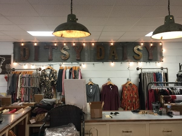 The Ditsy Daisy Boutique has something for chic shoppers