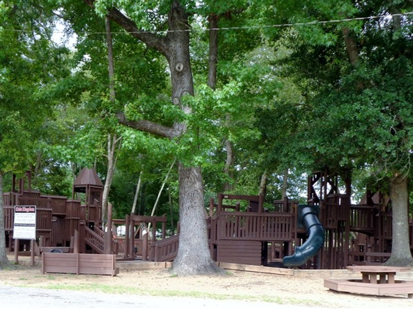 Kids Kingdom- a custom built playground in Millbrook