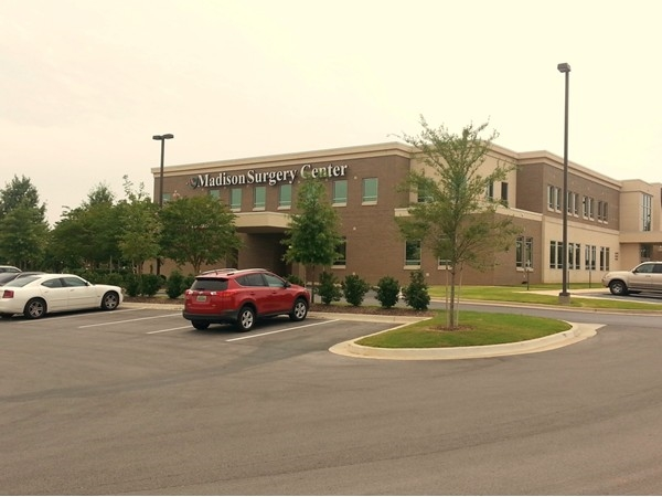 Madison's State of the Art Surgery Center on Hughes Road
