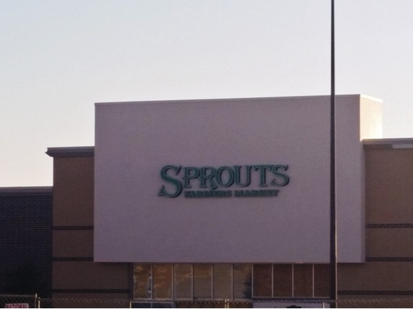 Sprouts Fresh Market is coming to Brook Highland Plaza