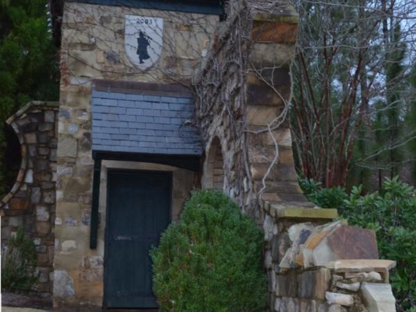 Ballantrae Entrance