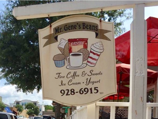 I love to get a Fairhope float at Mr. Gene's Beans in Fairhope