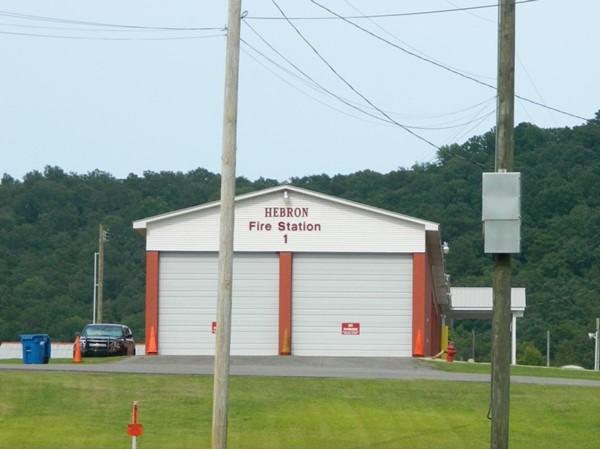Hebron Volunteer Fire Station