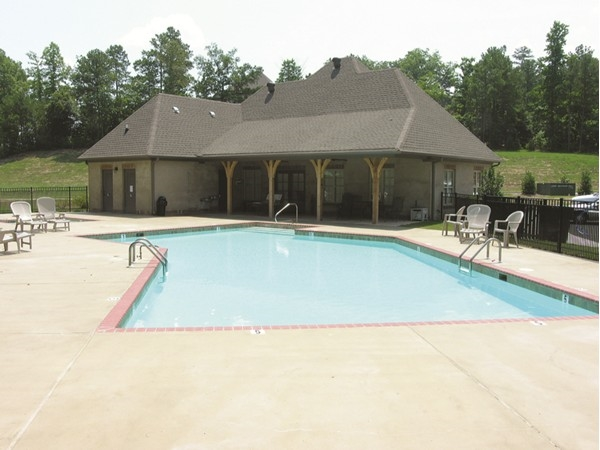 Riverwoods Pool and Clubhouse