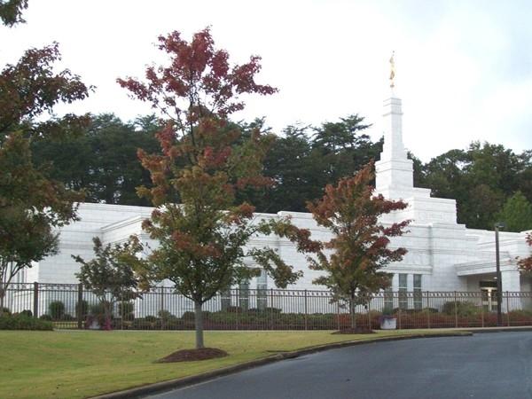 Birmingham Temple - Latter Day Saints