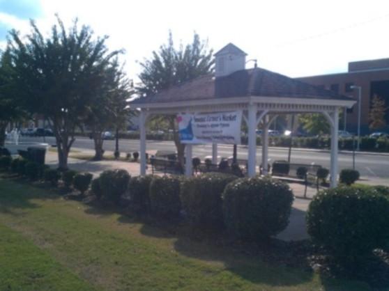 Bessemer's Downtown Park