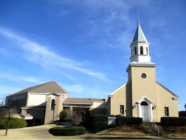 Bluff Park United Methodist Church