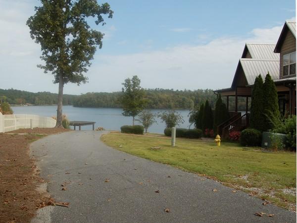Perkins Landing - Street/Lake View