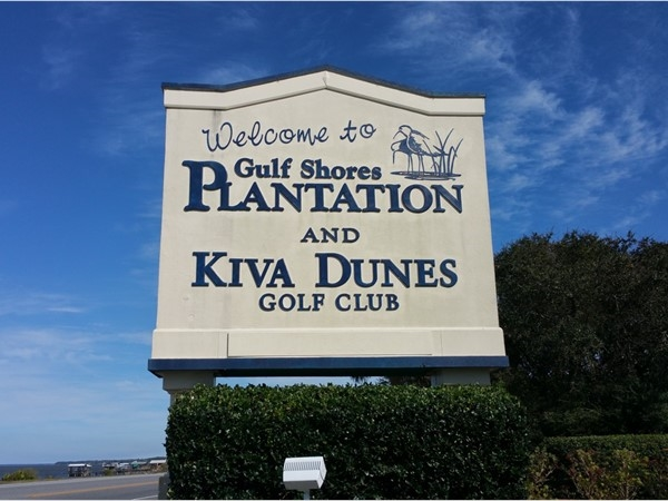 Gulf Shores Plantation. We have it all
