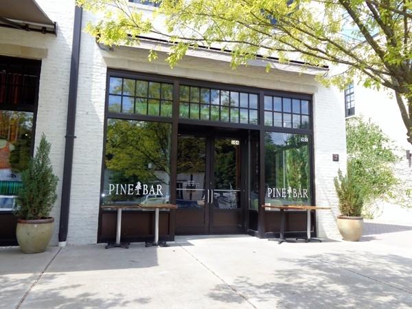 Old Cloverdale's newest hot spot- Pine Bar