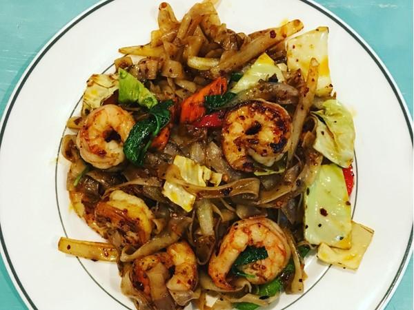 Nikki's Seafood in Orange Beach was delicious