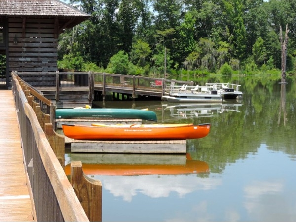 Love the outdoors? The Waters is the place - a kids entertainment paradise - canoe, kayak, enjoy!
