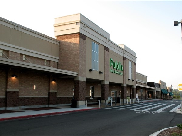 Publix Shopping Center in Gardendale