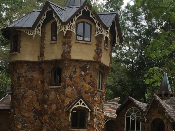 Stumbled upon a castle in Fairhope