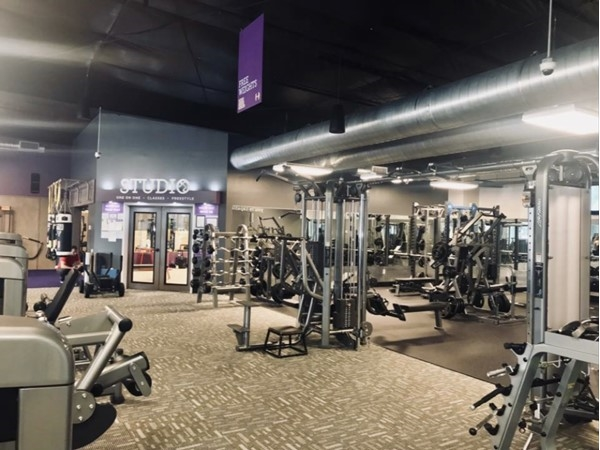 New facility for Anytime Fitness in Hampton Cove