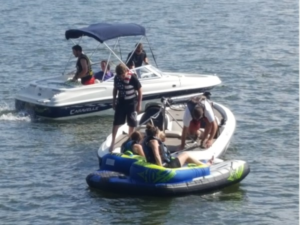 Enjoy these final warm days on one of our beautiful lakes in the Shoals area