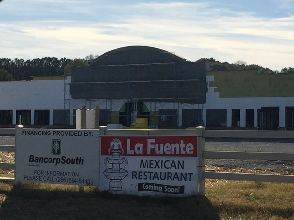 New Mexican Restaurant coming to town