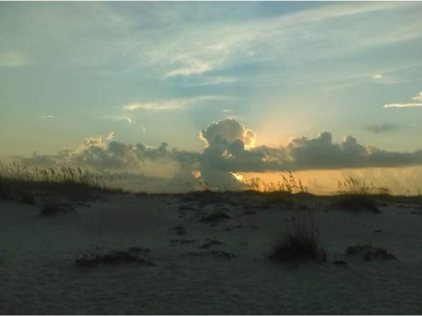 Good Morning Orange Beach