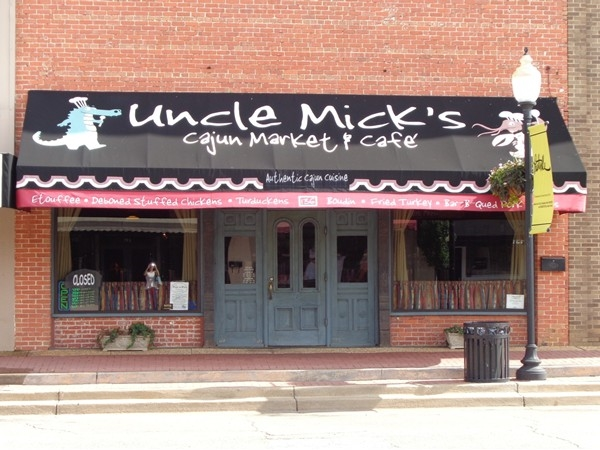 Uncle Mick's Cajun Market and Cafe