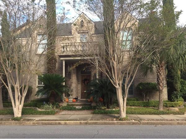 South Cedar Street home