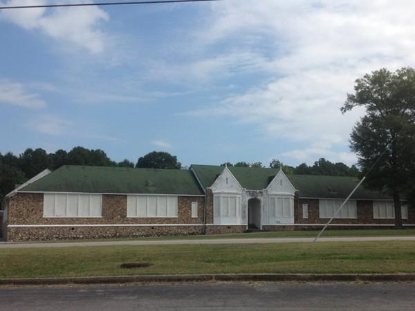 Pinson Rock Elementary School