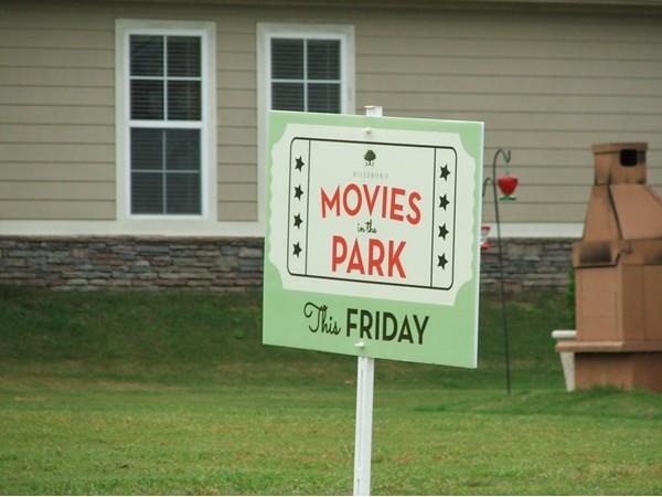 Hillsboro Movie Night in the Park