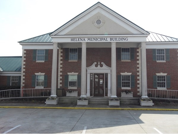 Helena Municipal Building