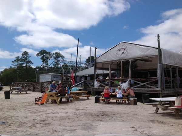 Pirate's Cove Marina & Restaurant- Home of the Best Burgers on the Beach!