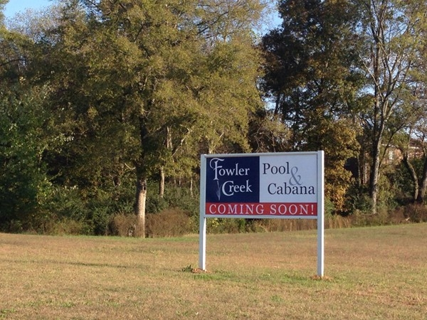 Exciting news for Hazel Green's planned community Fowler Creek