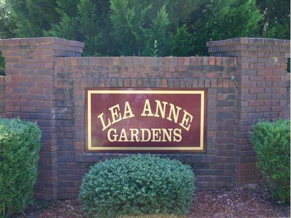 Lea Anne Gardens Subdivision Real Estate Homes For Sale