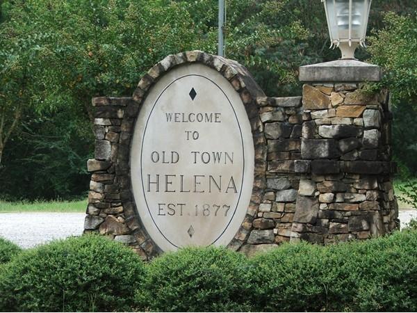 Welcome to Helena