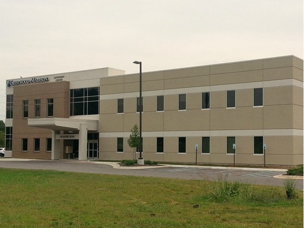 Crestwood Hospital's Out Patient Facility