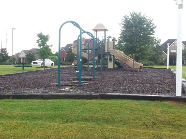 Kiddie play area for those who reside in Magnolia Springs