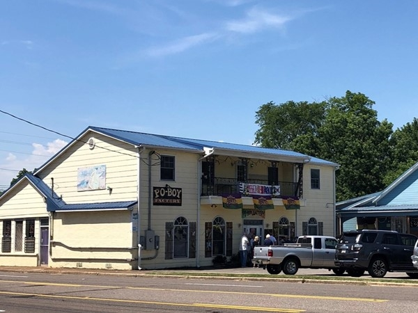 Po-Boy Factory offers Cajun dining in Five Points