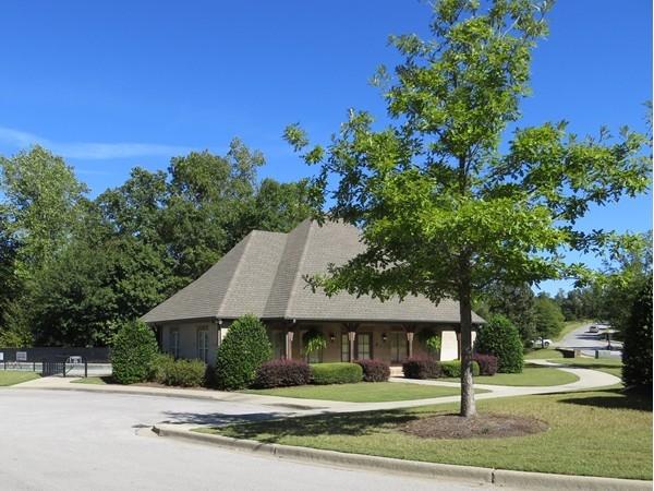 Riverwoods Club House, Helena, AL