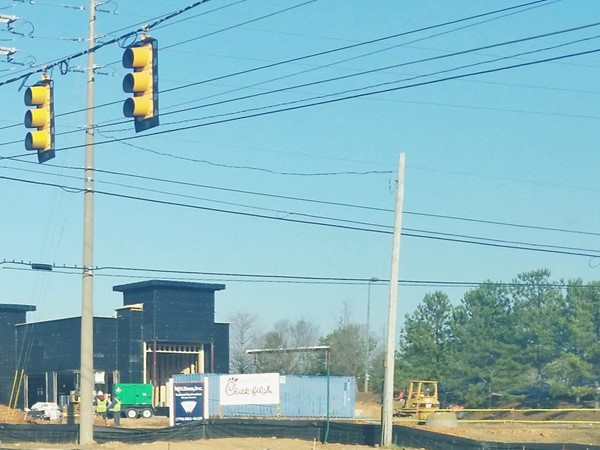 Chick-fil-A coming to corner of Hwy 280 and 119