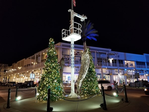Christmas at The Wharf