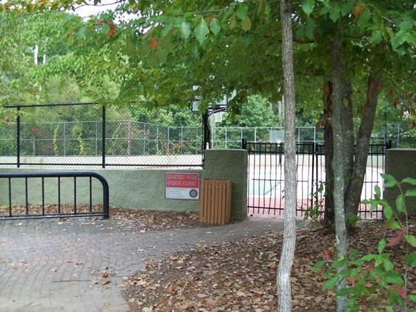 Recreation Courts at Mt. Laurel