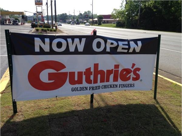 Guthries in Opelika