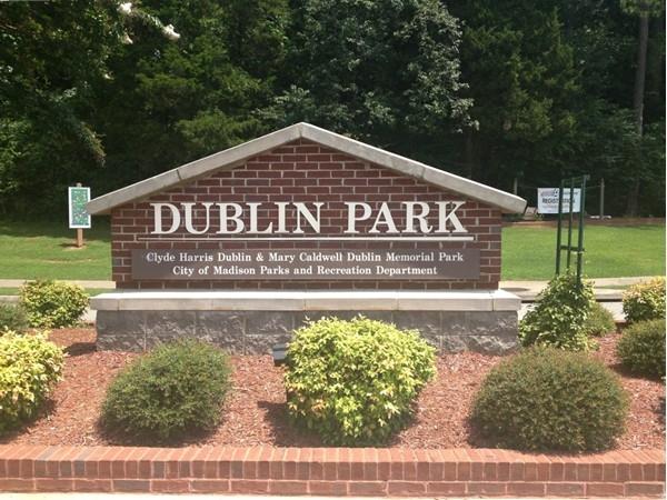 Dublin Park in Madison