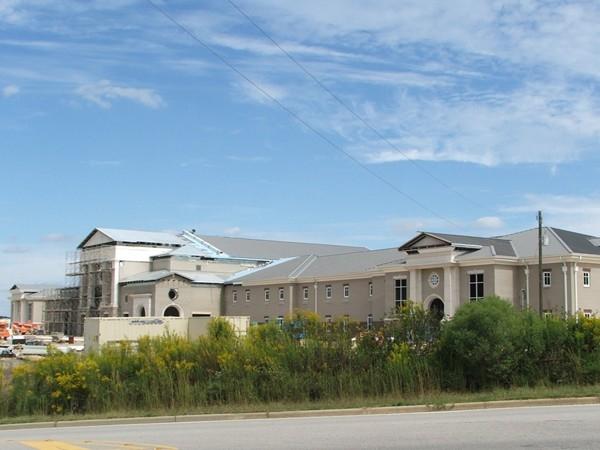 New Helena High School (under construction)