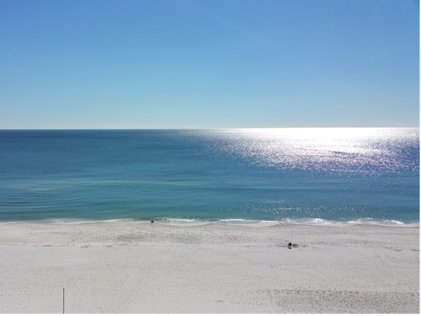 Great beach view from Sunswept condominium! You can live here too