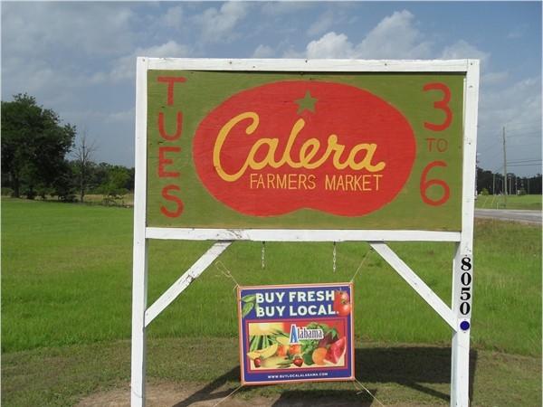 Calera Farmers Market