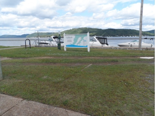 Boat Show at the Guntersville Harbor this weekend